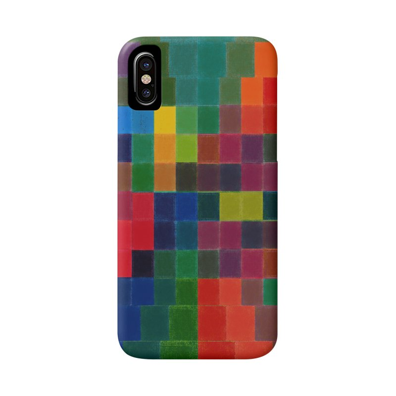 Synesthesia Accessories Phone Case by bulo