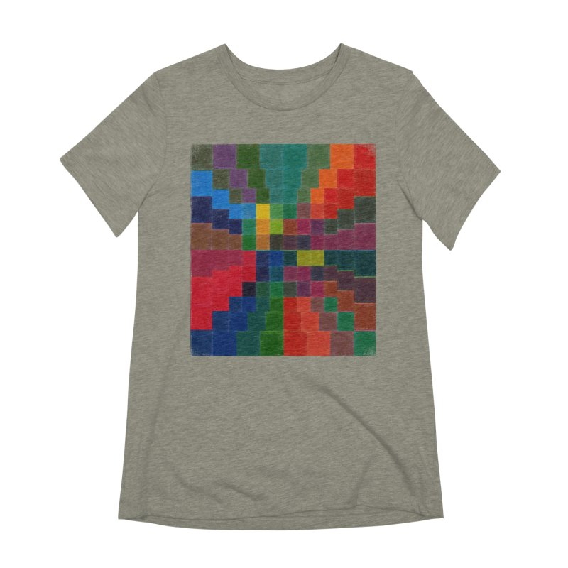 Synesthesia Women's Extra Soft T-Shirt by bulo