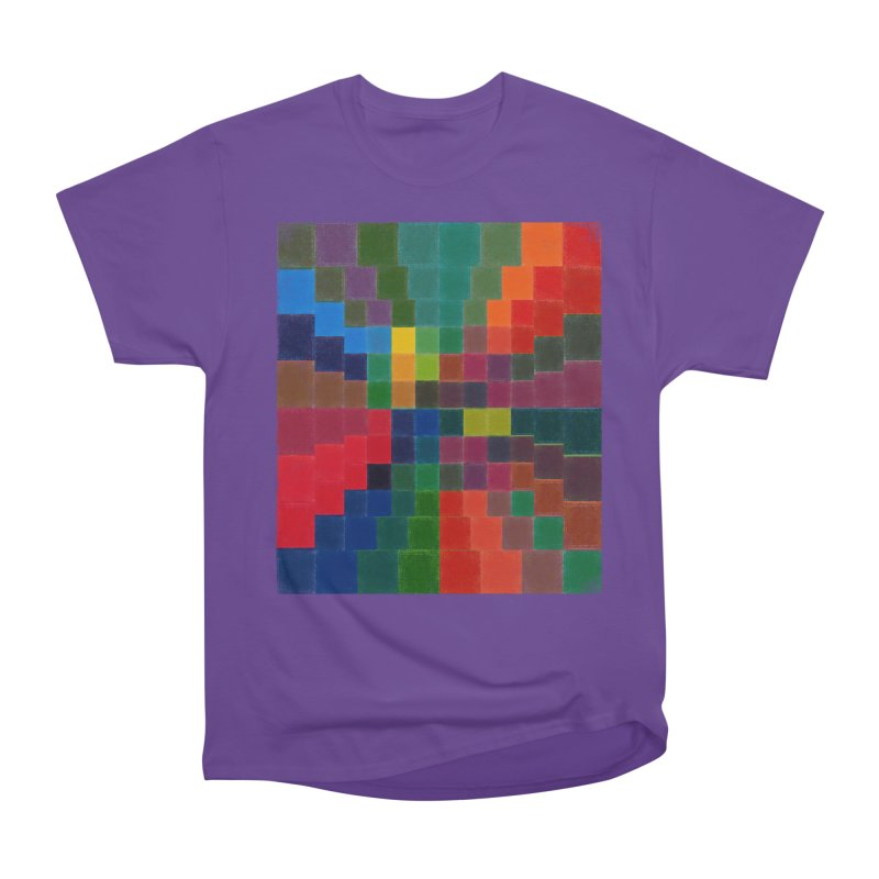 Synesthesia Men's Heavyweight T-Shirt by bulo