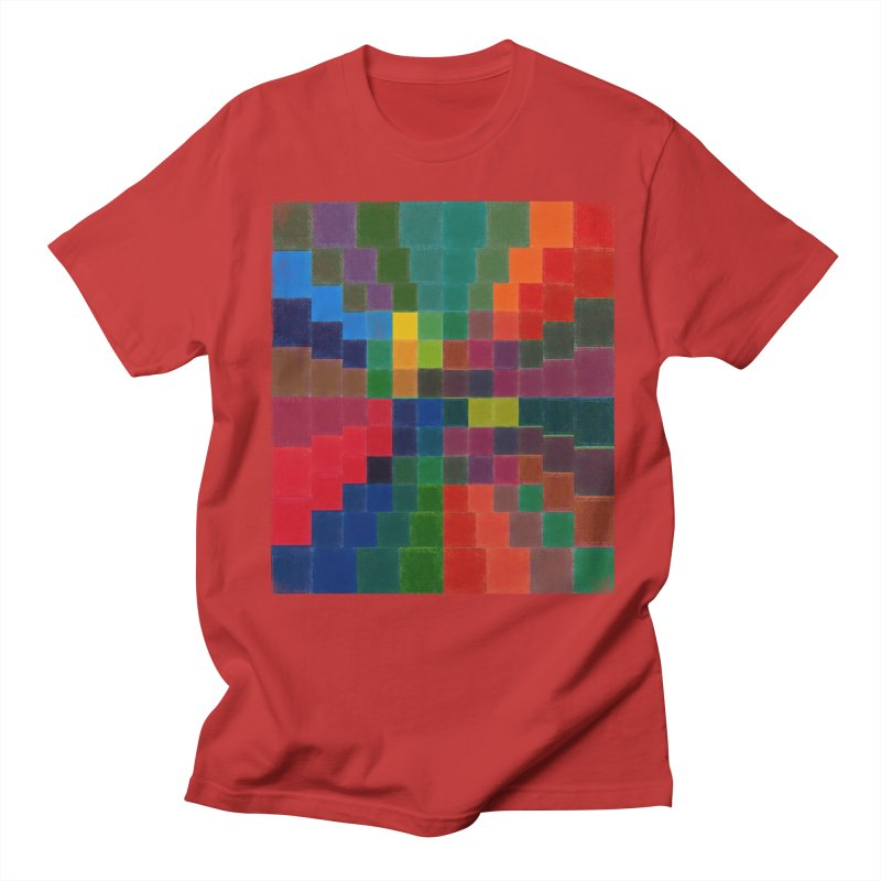 Synesthesia Women's Regular Unisex T-Shirt by bulo
