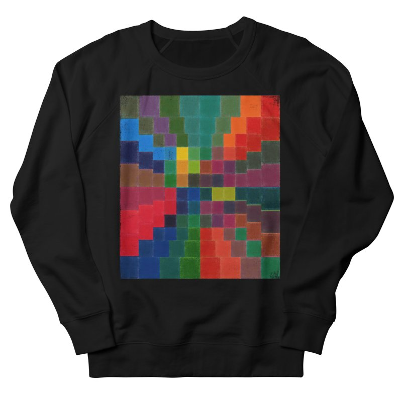Synesthesia Men's French Terry Sweatshirt by bulo