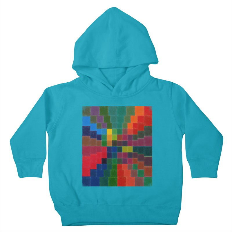 Synesthesia Kids Toddler Pullover Hoody by bulo