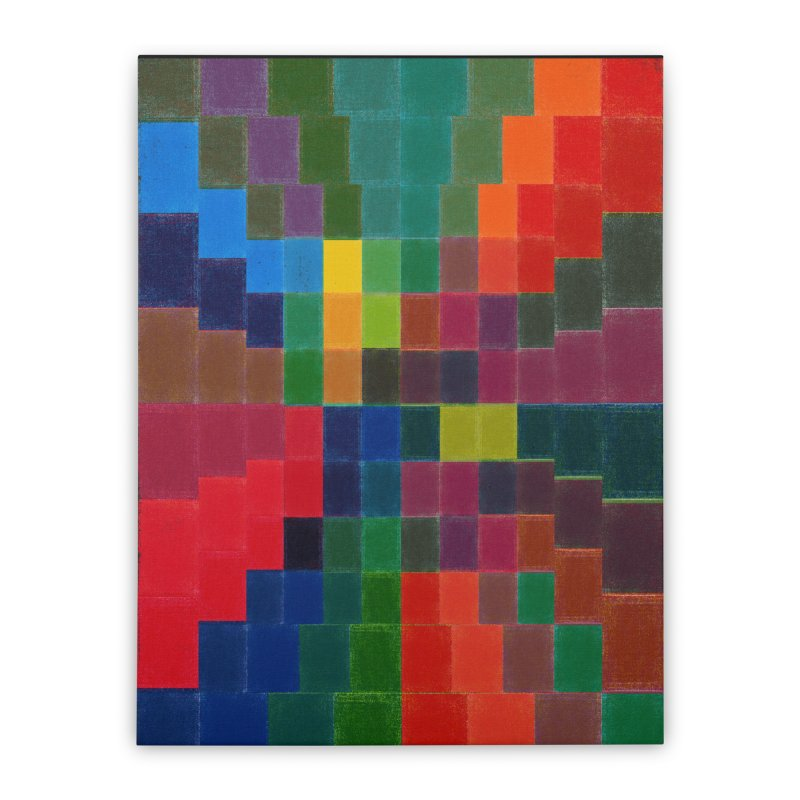 Synesthesia Home Stretched Canvas by bulo