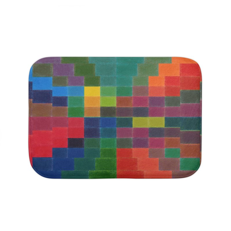 Synesthesia Home Bath Mat by bulo
