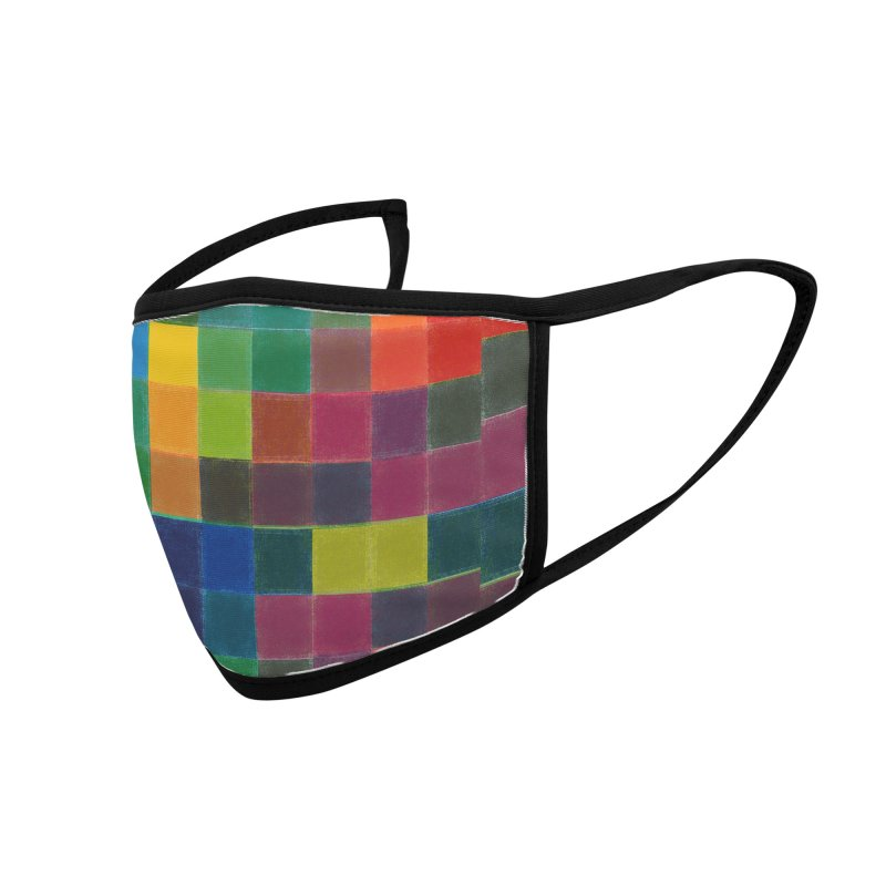 Synesthesia Accessories Face Mask by bulo