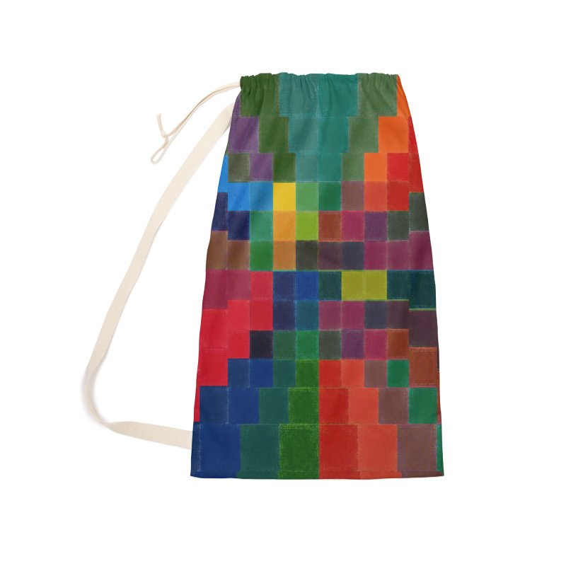 Synesthesia Accessories Laundry Bag Bag by bulo