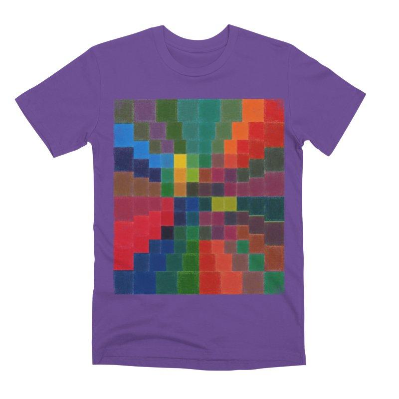 Synesthesia Men's Premium T-Shirt by bulo