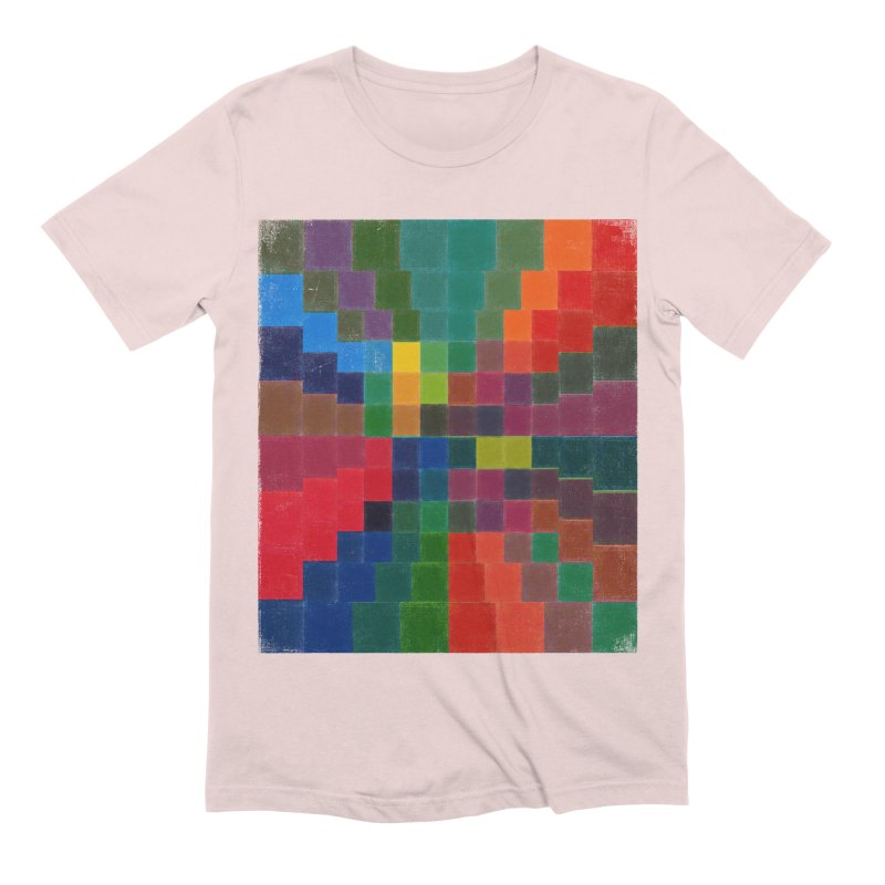 Synesthesia Men's Extra Soft T-Shirt by bulo