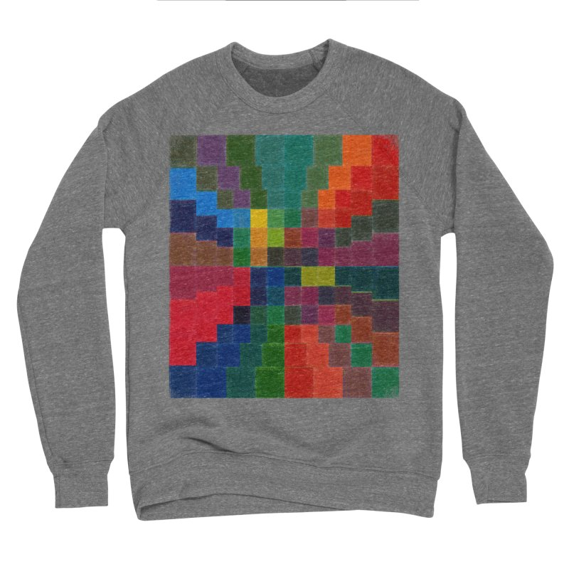Synesthesia Men's Sponge Fleece Sweatshirt by bulo