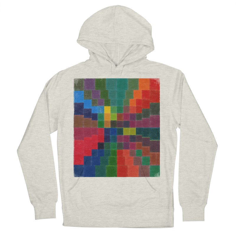 Synesthesia Women's French Terry Pullover Hoody by bulo