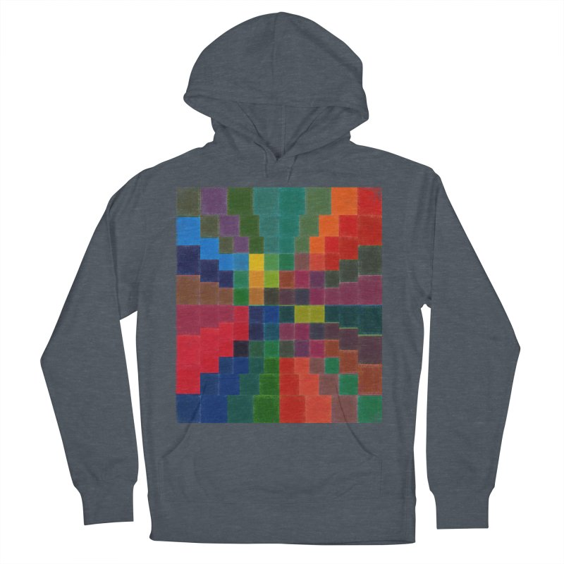 Synesthesia Men's French Terry Pullover Hoody by bulo