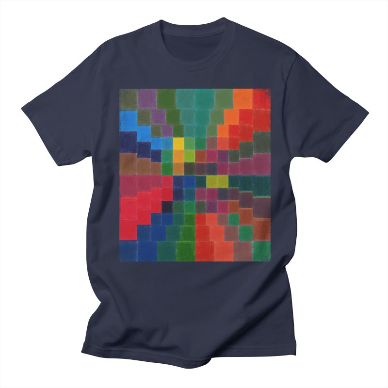 Synesthesia Women's Regular Unisex T-Shirt by bulo