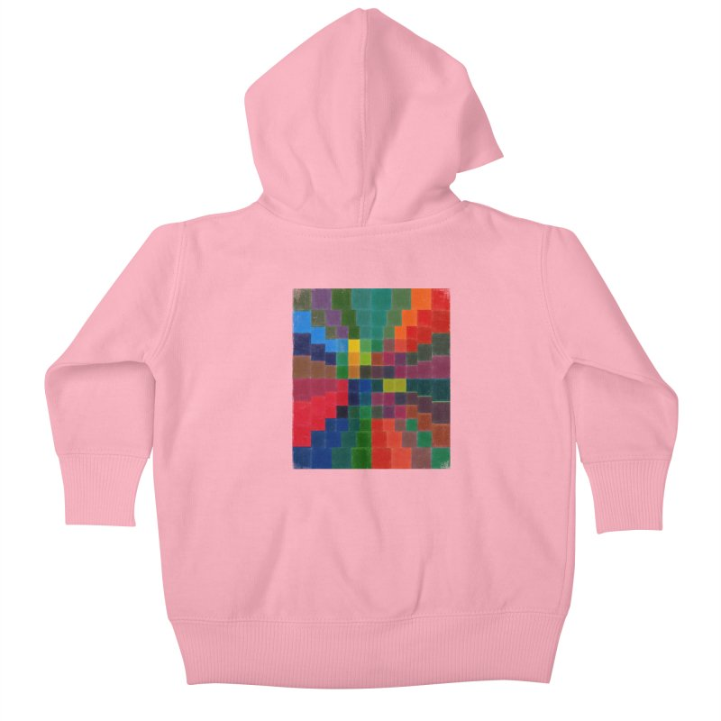 Synesthesia Kids Baby Zip-Up Hoody by bulo