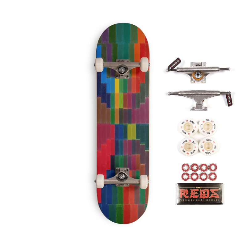 Synesthesia Accessories Complete - Pro Skateboard by bulo