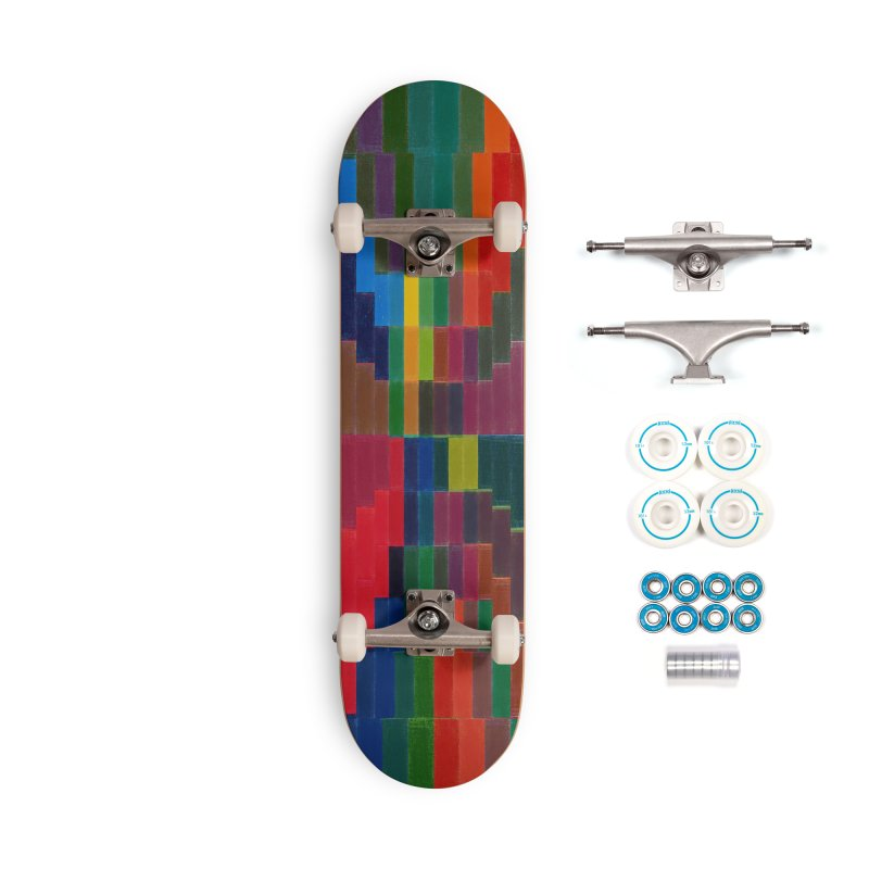 Synesthesia Accessories Complete - Basic Skateboard by bulo