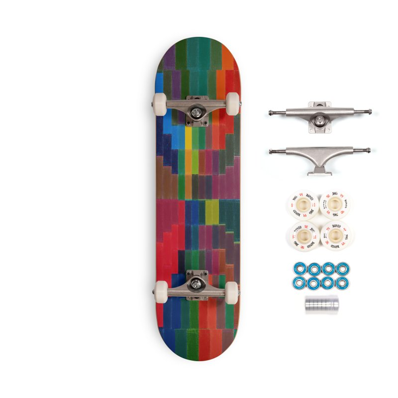 Synesthesia Accessories Complete - Premium Skateboard by bulo