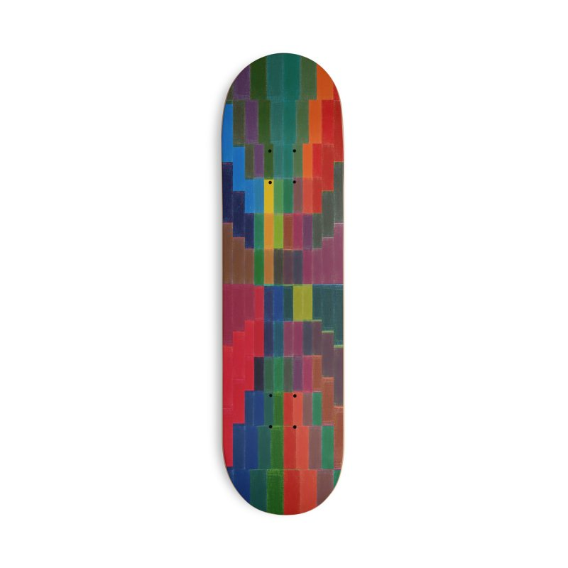 Synesthesia Accessories Deck Only Skateboard by bulo