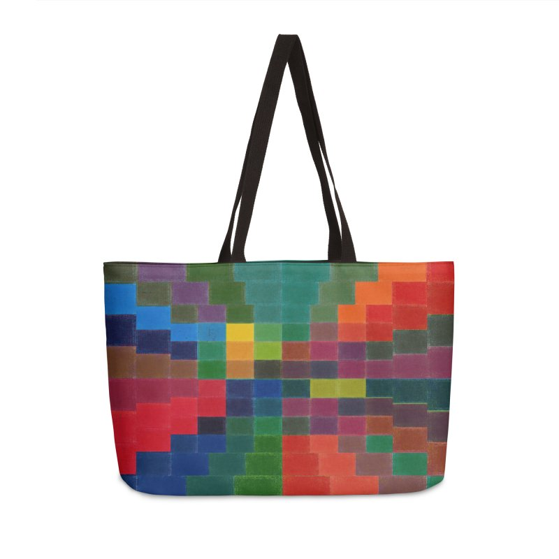 Synesthesia Accessories Weekender Bag Bag by bulo