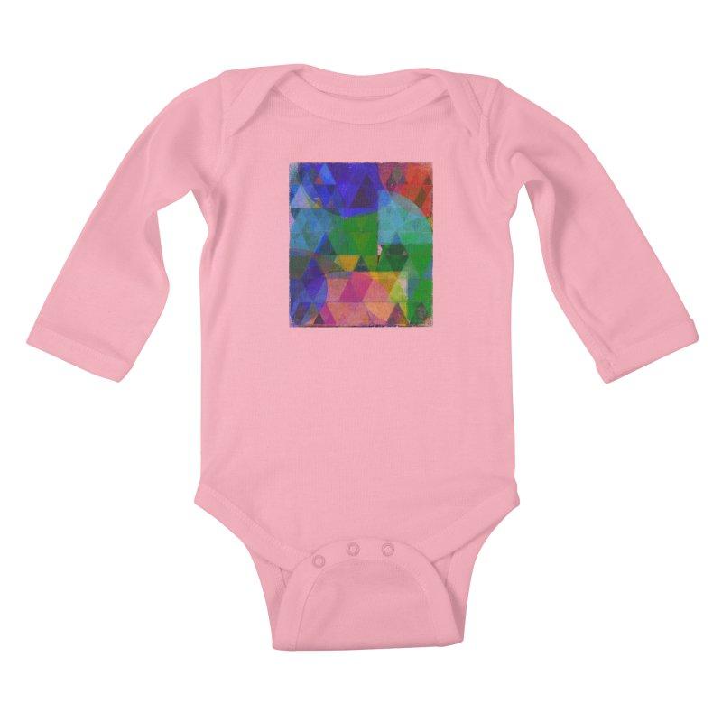 Kleeland Kids Baby Longsleeve Bodysuit by bulo