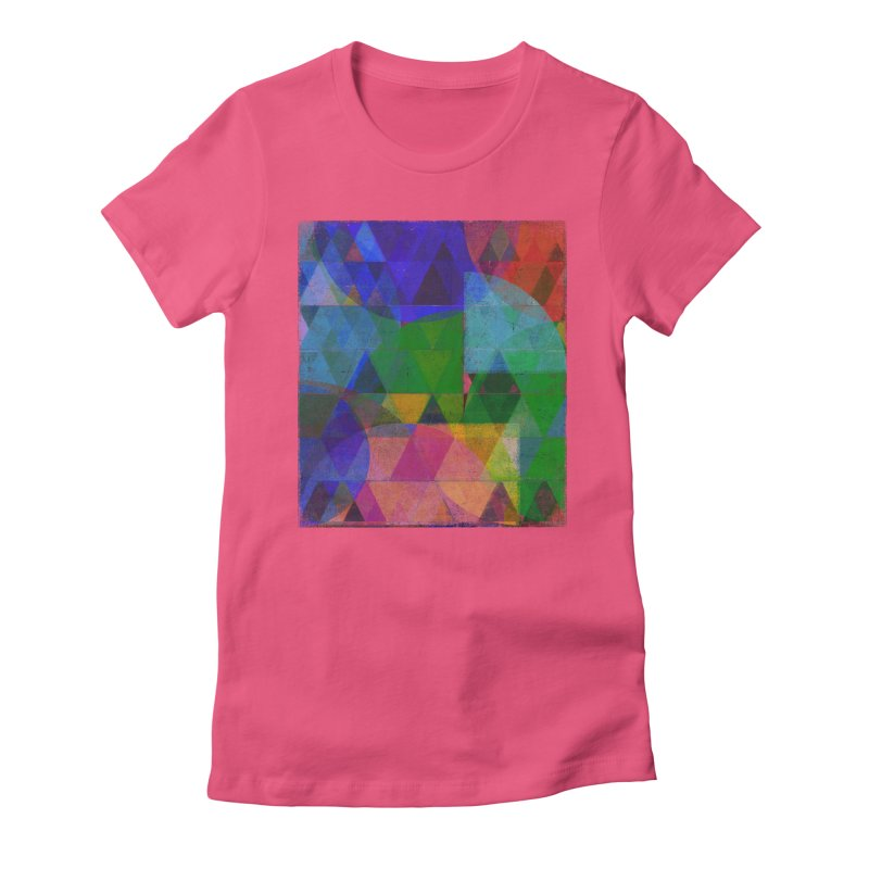 Kleeland Women's Fitted T-Shirt by bulo