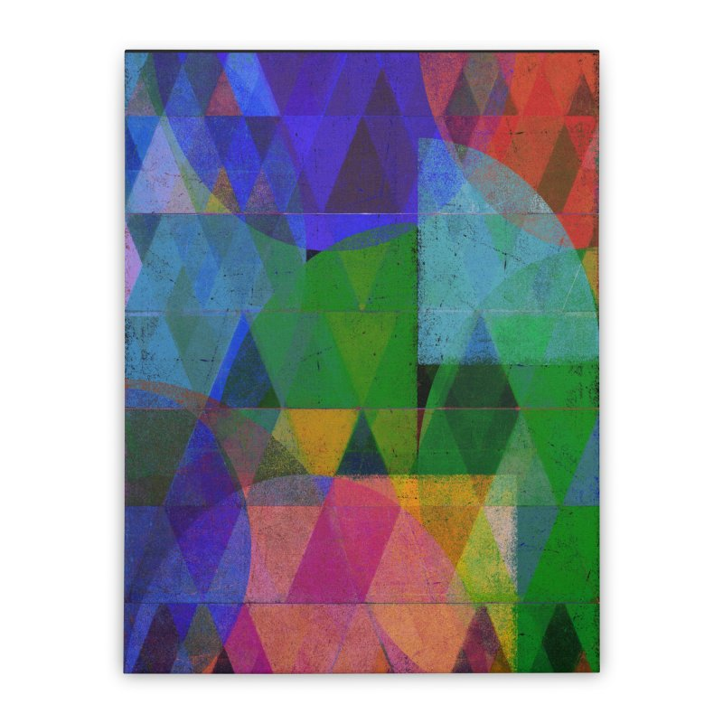 Kleeland Home Stretched Canvas by bulo