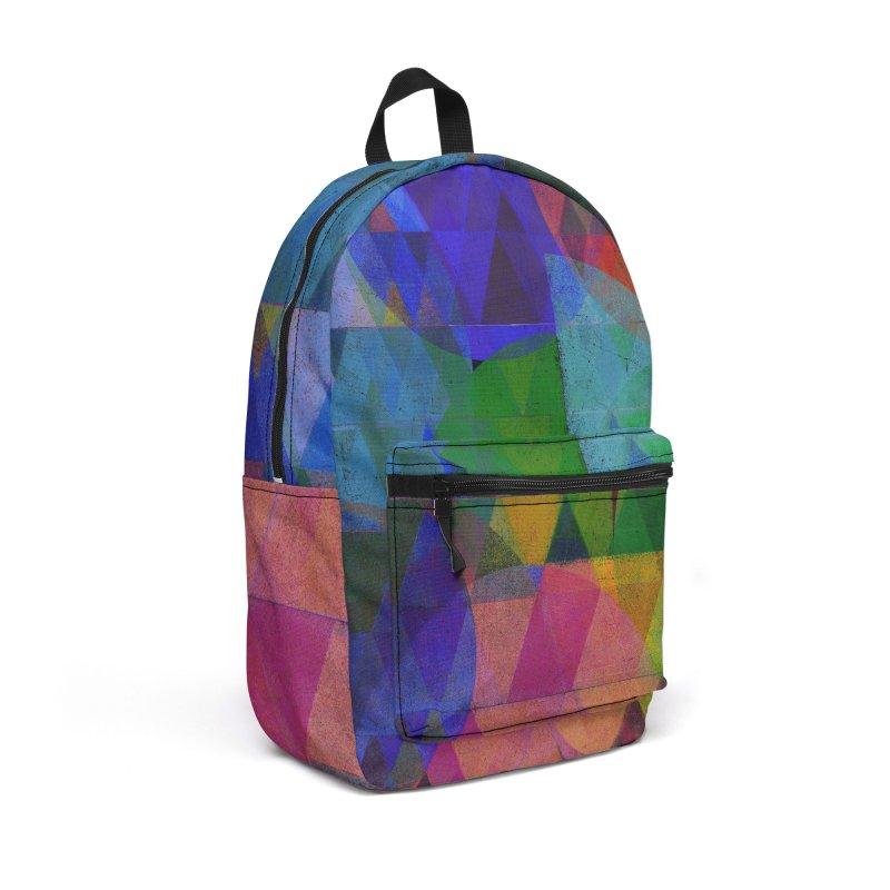 Undersea (rework) Accessories Backpack Bag by bulo