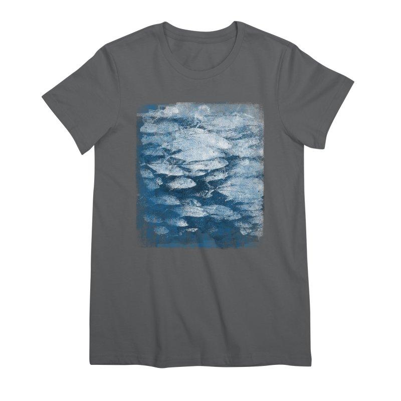 Undersea (rework) Women's Premium T-Shirt by bulo