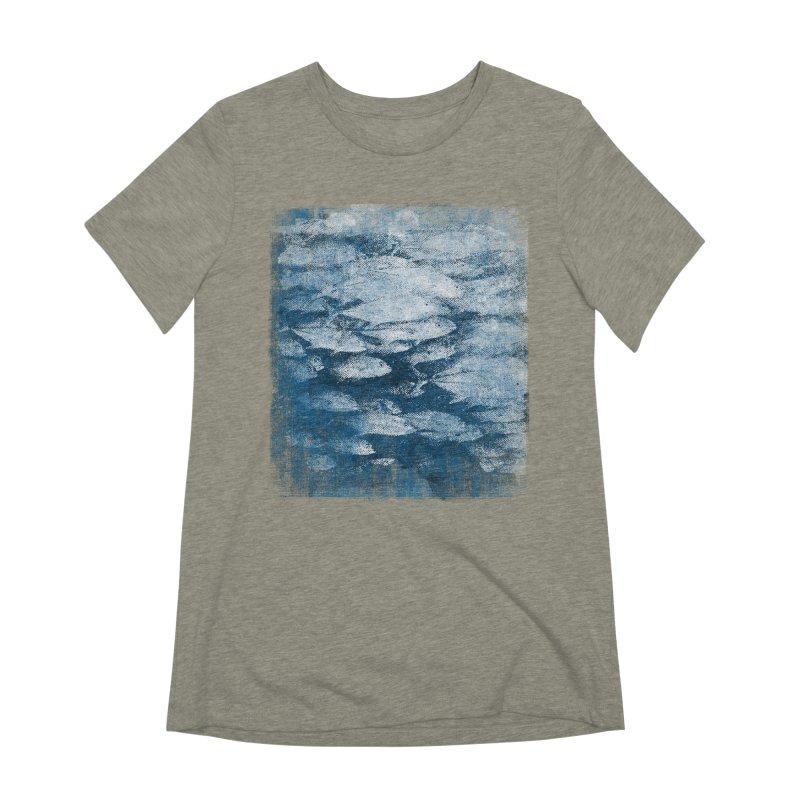 Undersea (rework) Women's Extra Soft T-Shirt by bulo