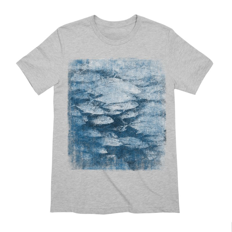 Undersea (rework) Men's Extra Soft T-Shirt by bulo