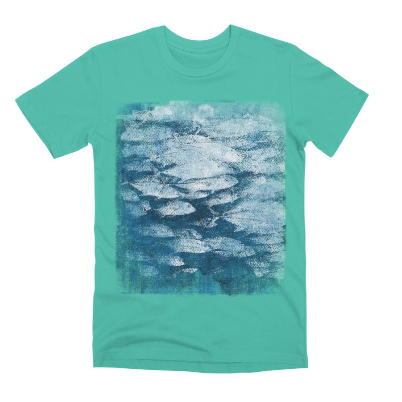Undersea (rework) Men's Premium T-Shirt by bulo