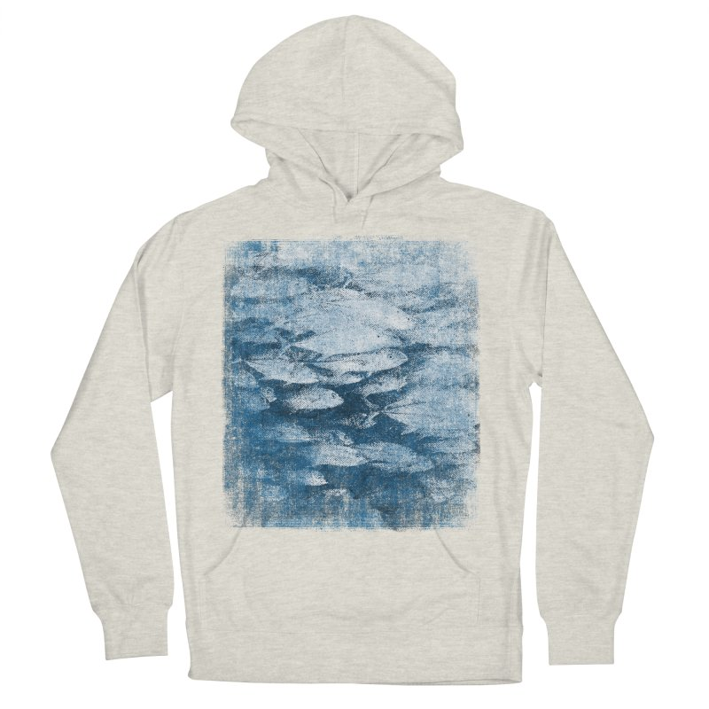 Undersea (rework) Women's French Terry Pullover Hoody by bulo