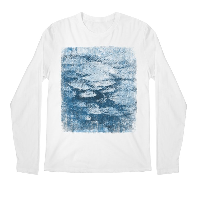 Undersea (rework) Men's Regular Longsleeve T-Shirt by bulo