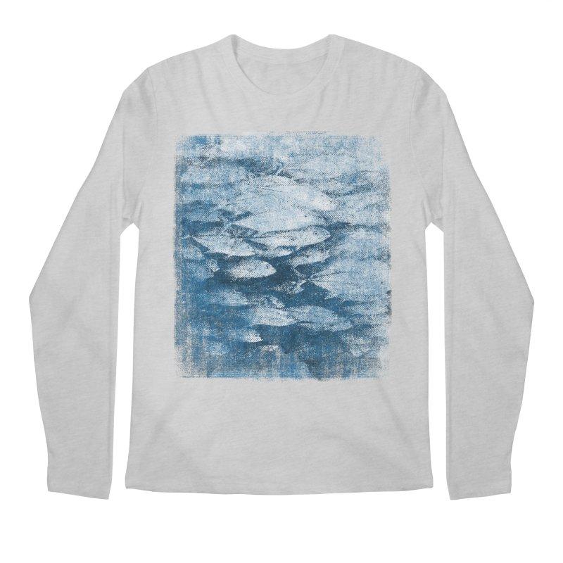 Undersea (rework) Men's Regular Longsleeve T-Shirt by bulo