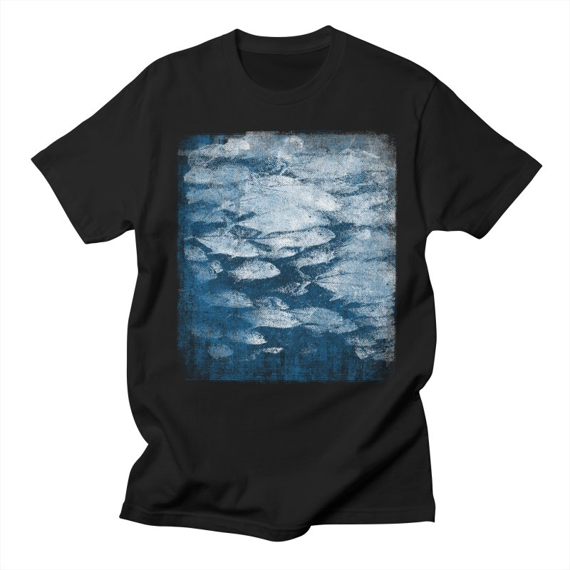 Undersea (rework) Men's Regular T-Shirt by bulo