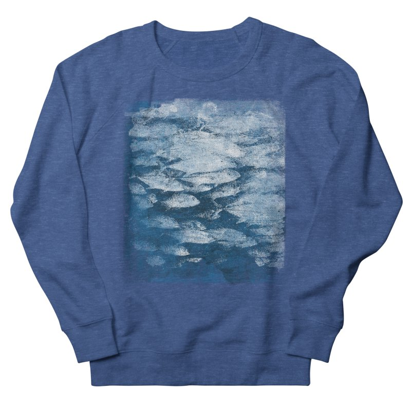 Undersea (rework) Men's French Terry Sweatshirt by bulo