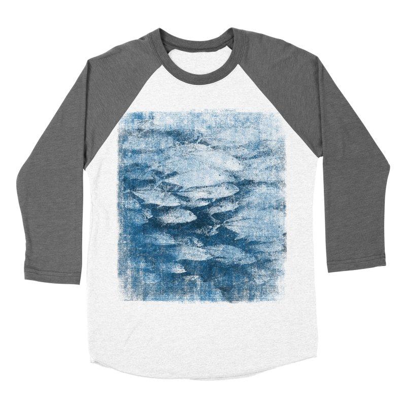 Undersea (rework) Men's Baseball Triblend Longsleeve T-Shirt by bulo
