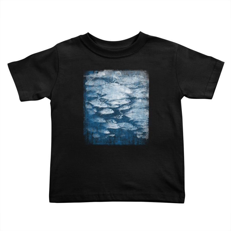 Undersea (rework) Kids Toddler T-Shirt by bulo