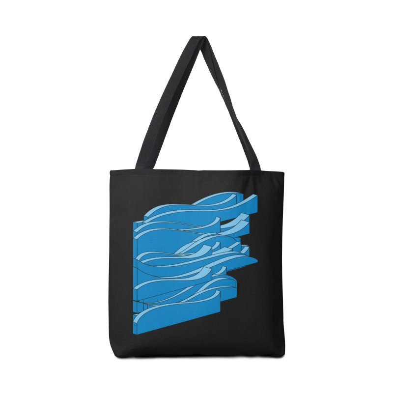 Just Waves Accessories Tote Bag Bag by bulo