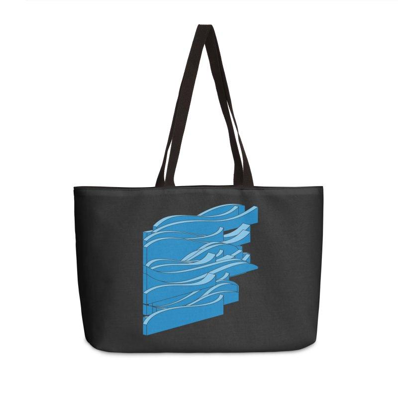 Just Waves Accessories Weekender Bag Bag by bulo