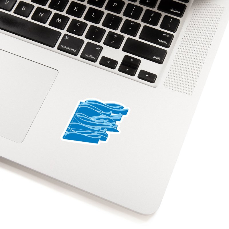 Just Waves Accessories Sticker by bulo