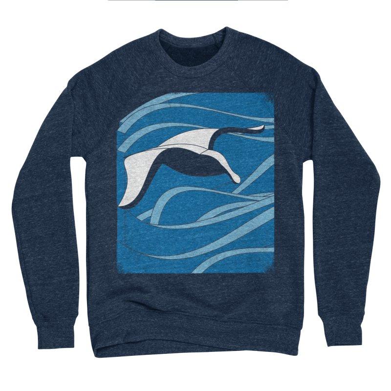 On The Waves Women's Sponge Fleece Sweatshirt by bulo