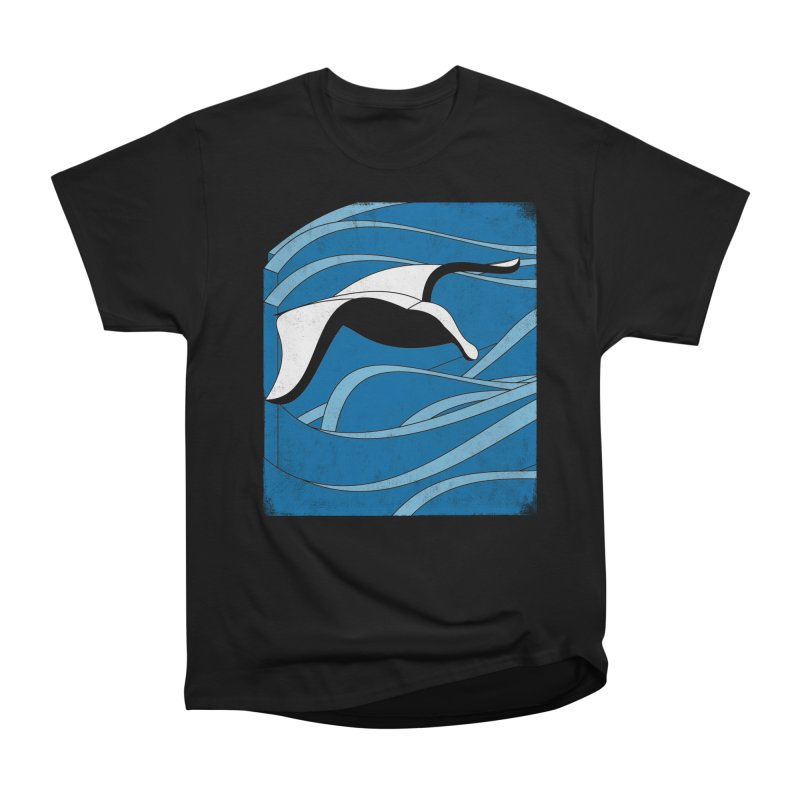 On The Waves Women's T-Shirt by bulo