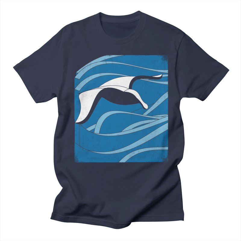 On The Waves Women's Regular Unisex T-Shirt by bulo