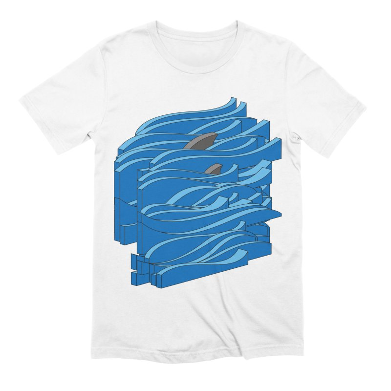 Fins Men's Extra Soft T-Shirt by bulo