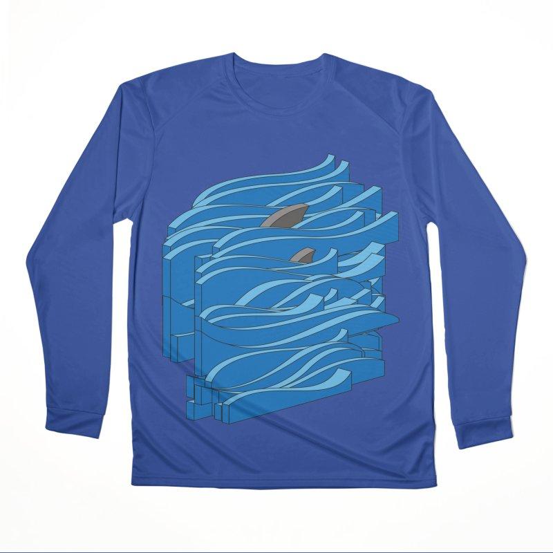 Fins Women's Performance Unisex Longsleeve T-Shirt by bulo