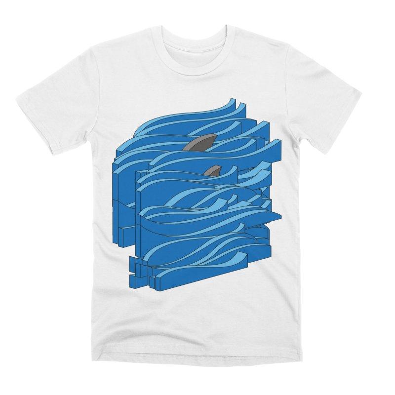 Fins Men's Premium T-Shirt by bulo
