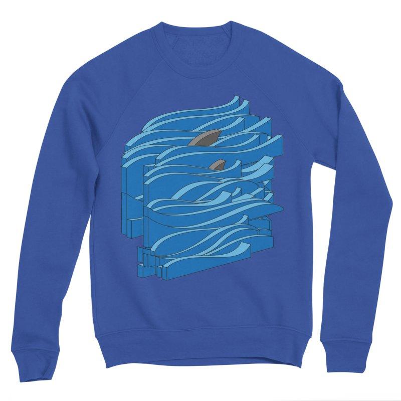 Fins Women's Sponge Fleece Sweatshirt by bulo