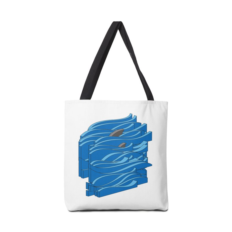 Fins Accessories Tote Bag Bag by bulo