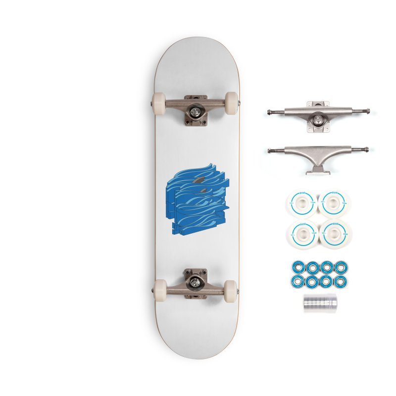 Fins Accessories Complete - Basic Skateboard by bulo