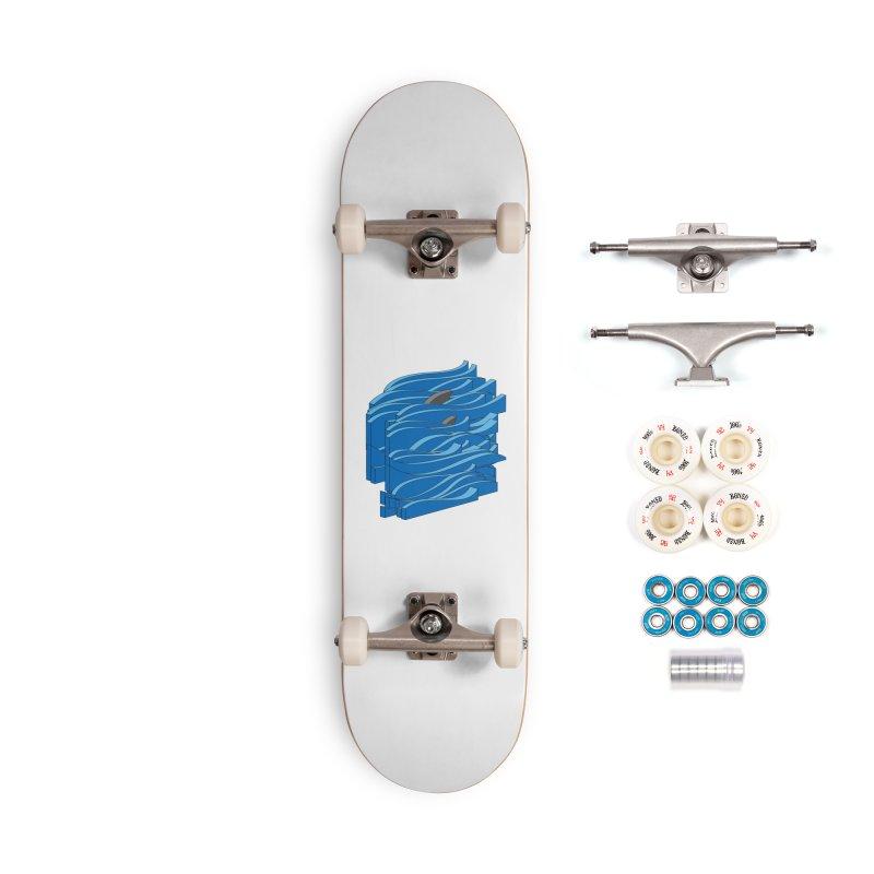Fins Accessories Complete - Premium Skateboard by bulo
